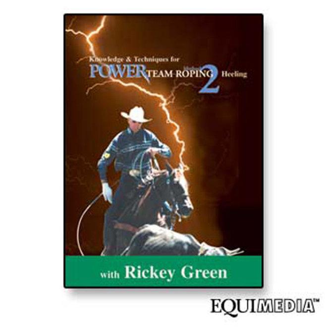 Rickey Green Method 2 Heeling DVD