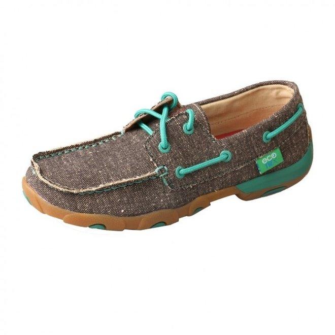 Ladies ECO Slip On Shoe