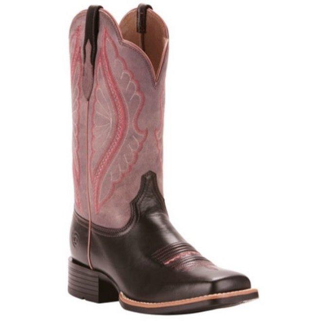 Ladies Primetime Blk Boot