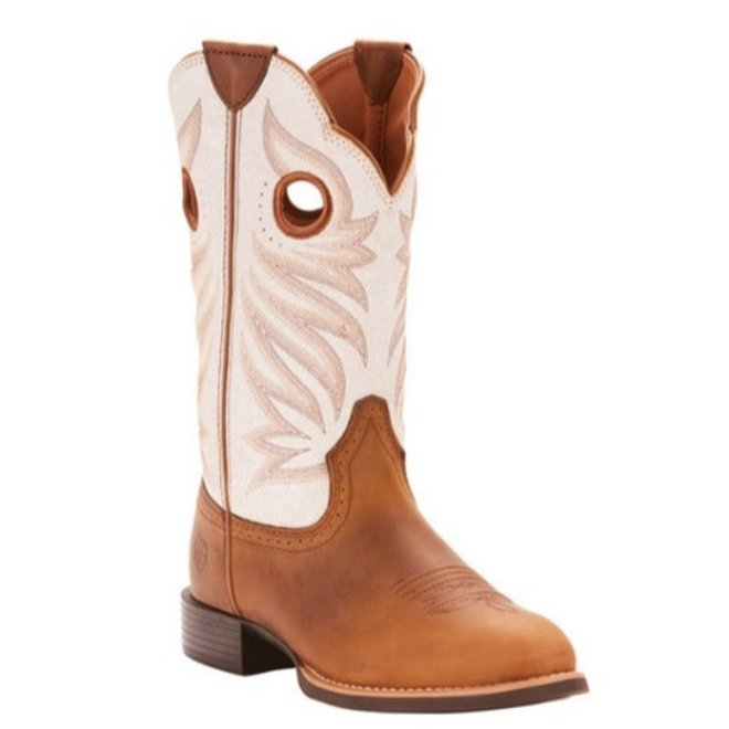 Ladies RoundUp Peanut Boot