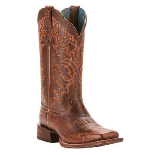 Ladies Kickin Coca Cisco Boot