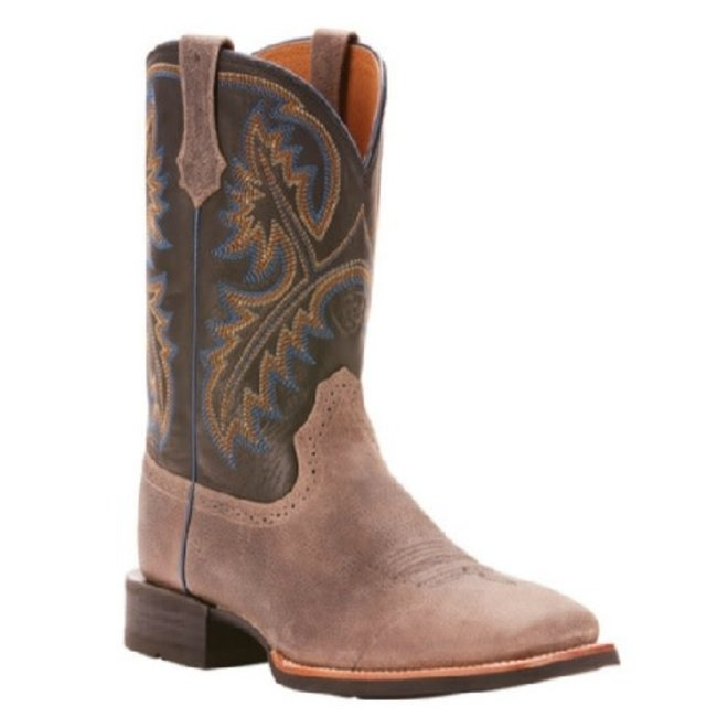 Mens Quickdraw West Grey Performance Boot