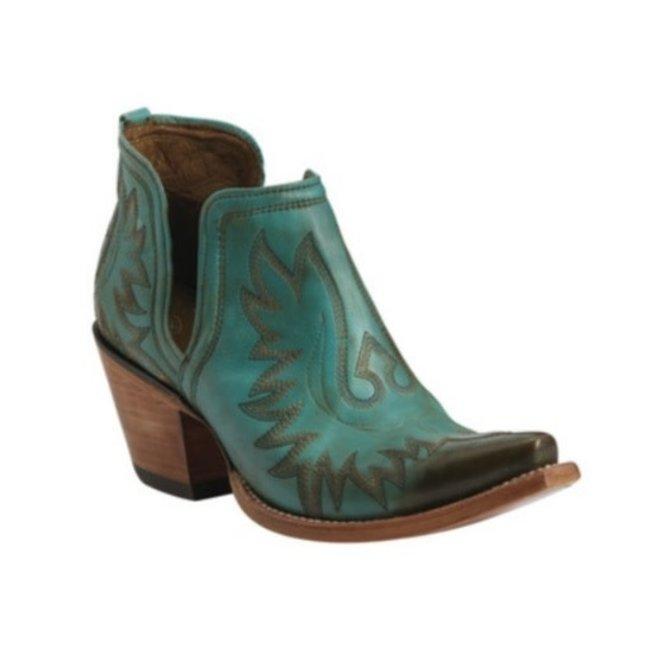 Ladies Agate Green Dixon Boot