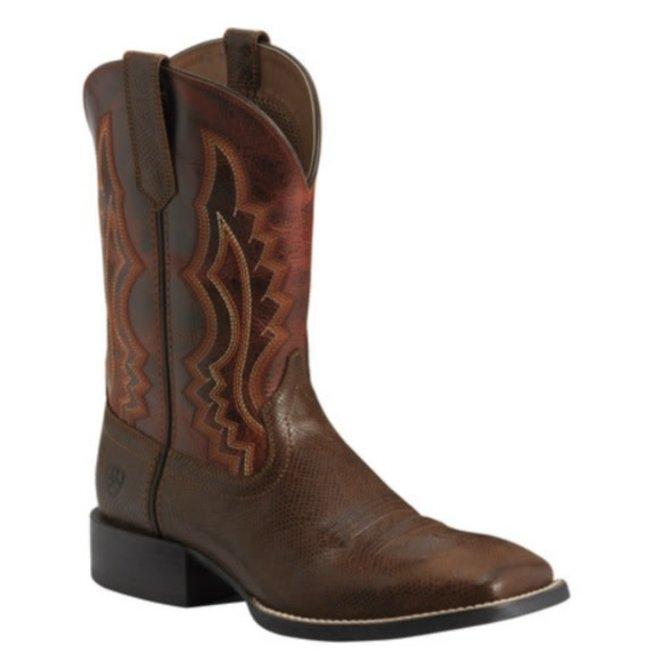 Mens Copper Penny Sport Riggin Boot