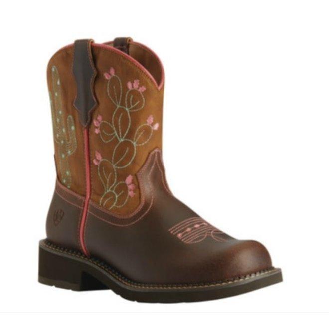 Ladies Heritage Cactus Fatbaby Boot