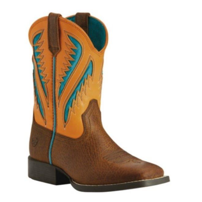 Kids Quickdraw Flame Orange Boot