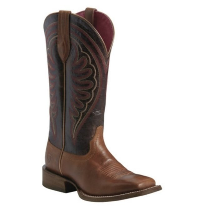Ladies Nomad Brown Circuit Shiloh Boot