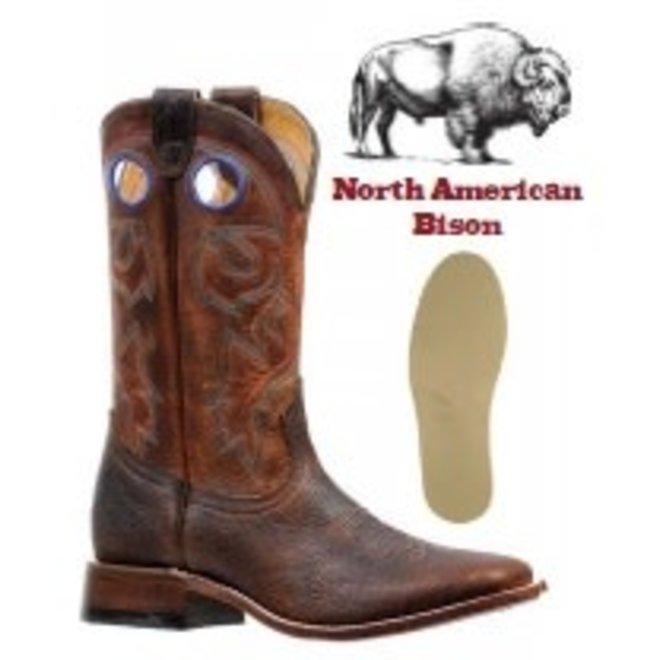 Mens Boulet Stockman Square Toe Boot