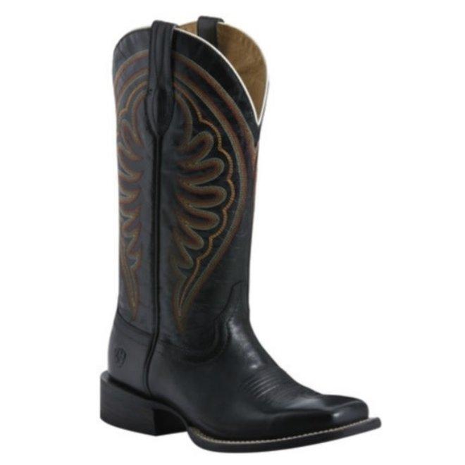 Ladies Black Circuit Shiloh Boot