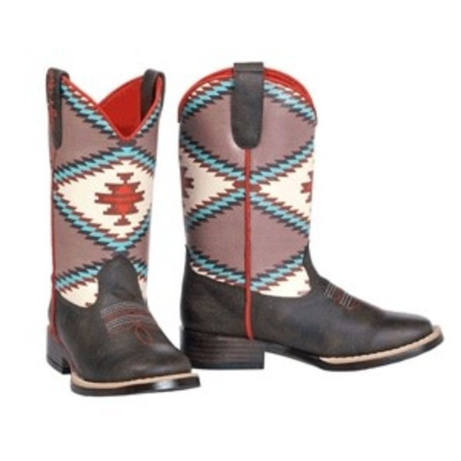 Girls Southwest Emily Cowgirl Boots