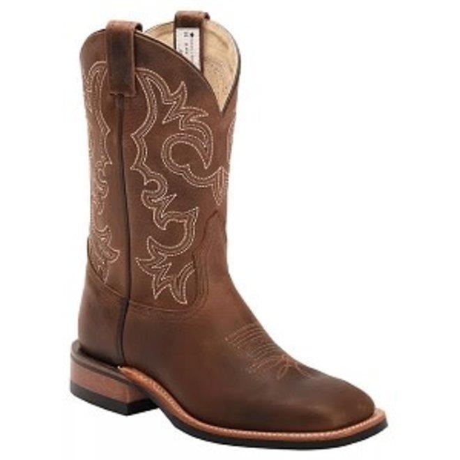 Mens Alamo Tan Roper Boot