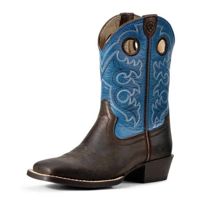 Youth Crossfire Cowboy Boot