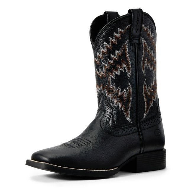 Youth Tycoon Cowboy Boot