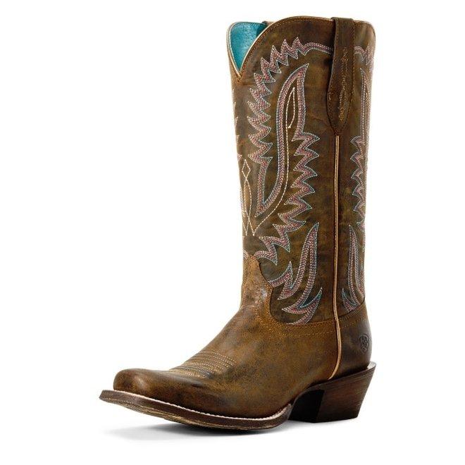 Ladies Dakota Weathered Earth Boots