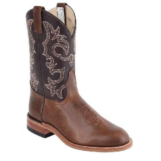 Ranchman Roper Round Toe Boot