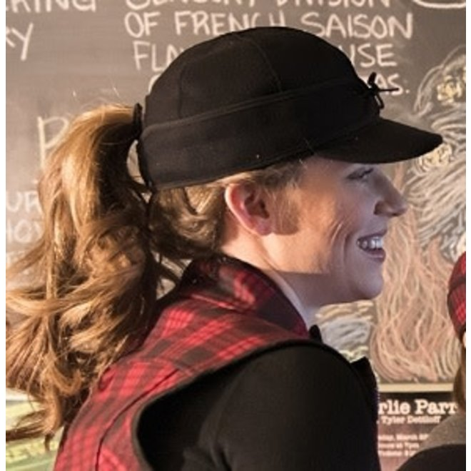 Millie Kromer Black Cap