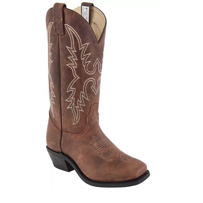 Ladies Alamo Tan Western Boot
