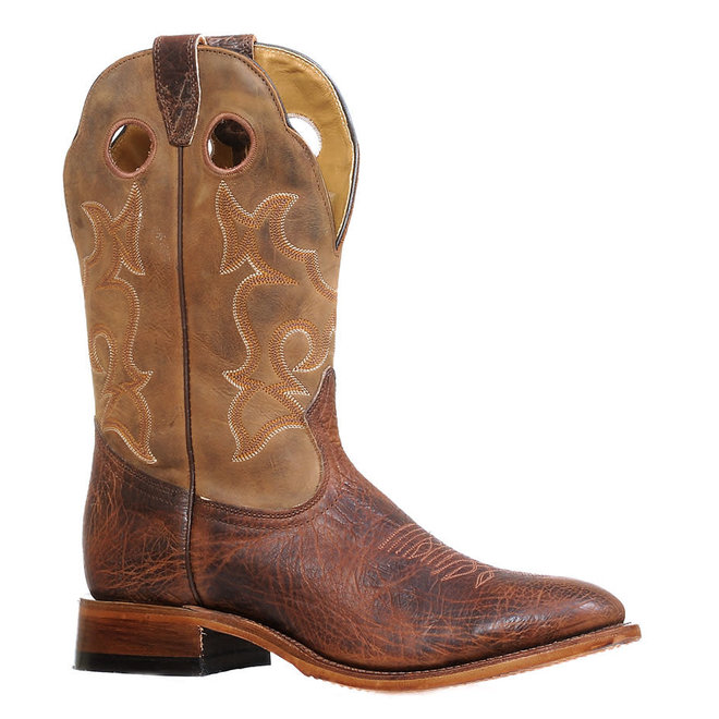 Mens Virginia Mesquite Roper Boot