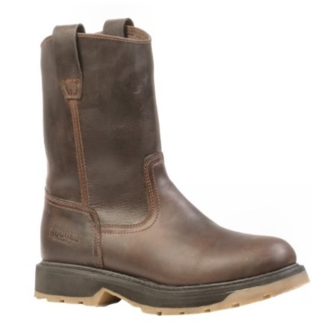 Rugged Country Mens Pull Tab Work Boots