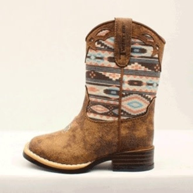 Magan Toddler Cowboy Boot