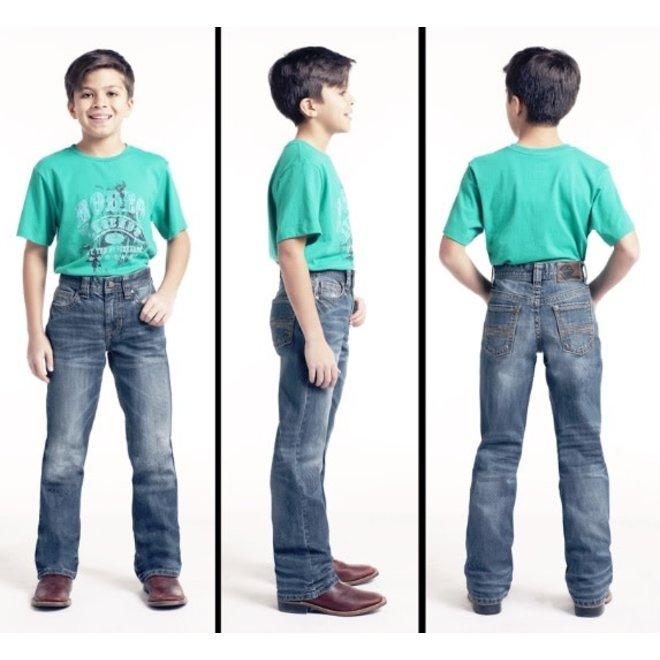 Boys Regular Fit BB Gun Jeans