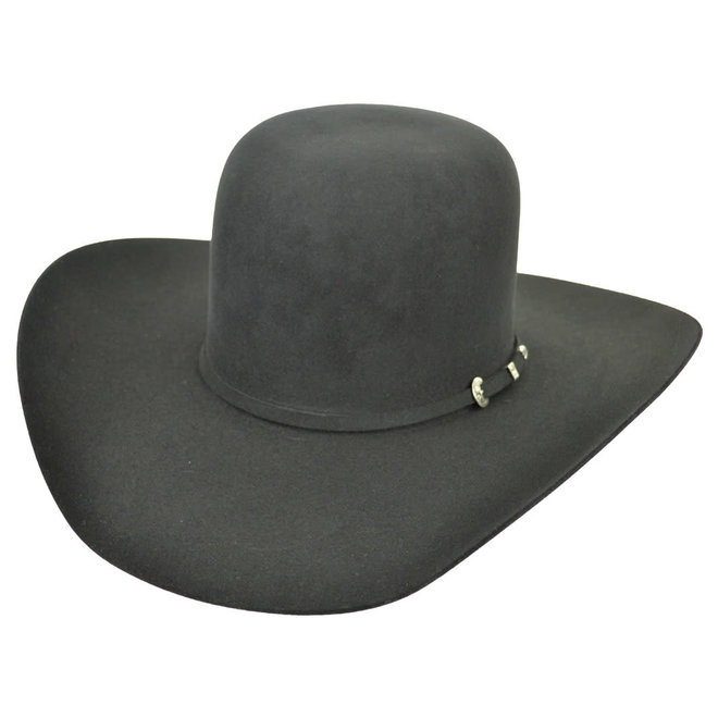 Black 6X Ridge SA Hat