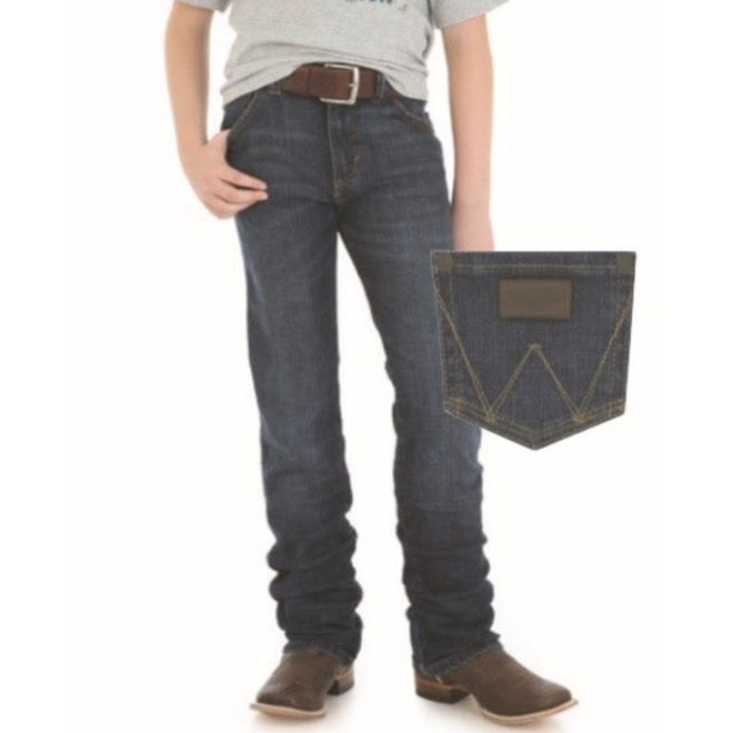 Boys Retro Straight Leg Jean
