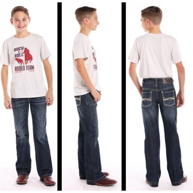 Boys BB Gun Regular Fit Jean