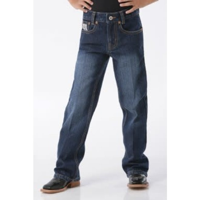Cinch White Label Dark Slim Jeans