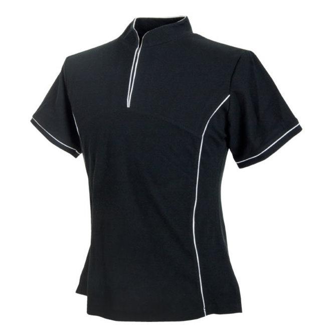 Back On Track Slimmed T-Shirt Black