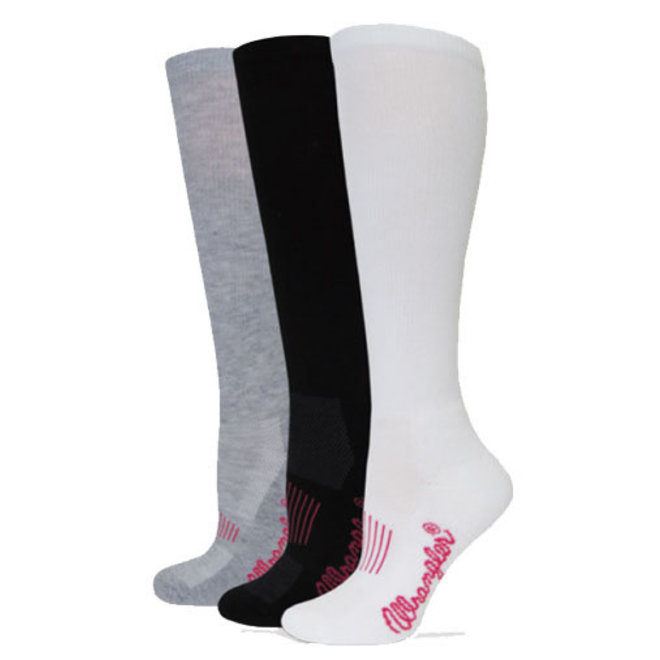 Wrangler Ladies Western Boot Socks