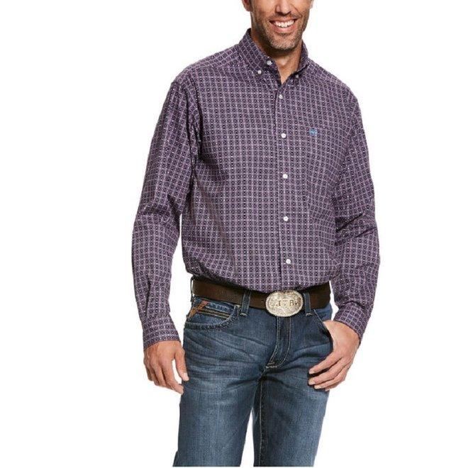 Mens HEWA Templin Classic Fit Shirt