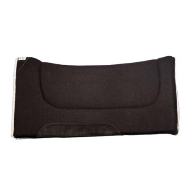 Black Contoured Comfort Cutter 30x28