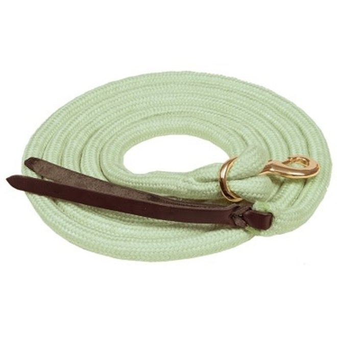 Green Bamboo Lead Rope