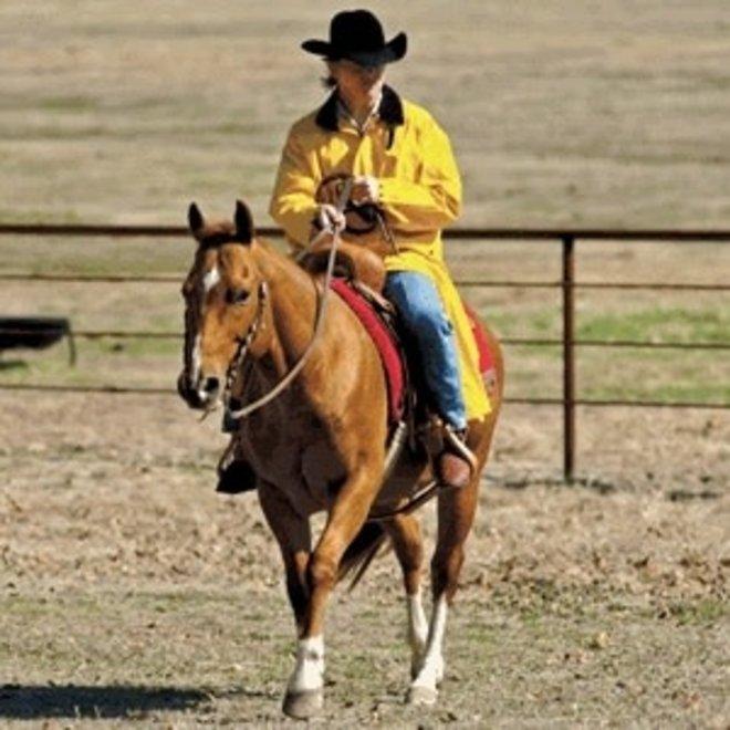 Adult Saddle Slicker