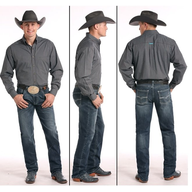 Mens Tuf Cooper Competition Jean