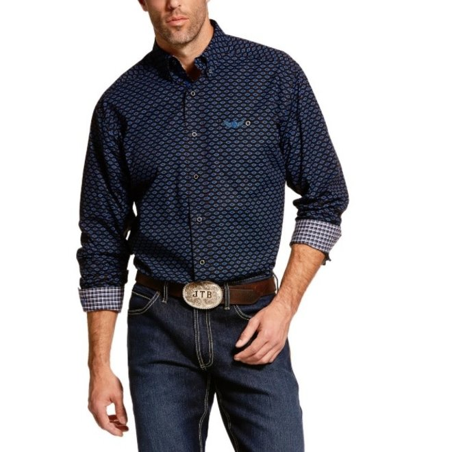 Mens Relentless Dynamite Button Shirt