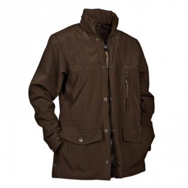 Mens Brown Brazos Jacket