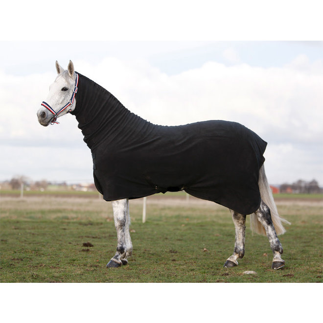 Back On Track Fleece Rug w/Neck