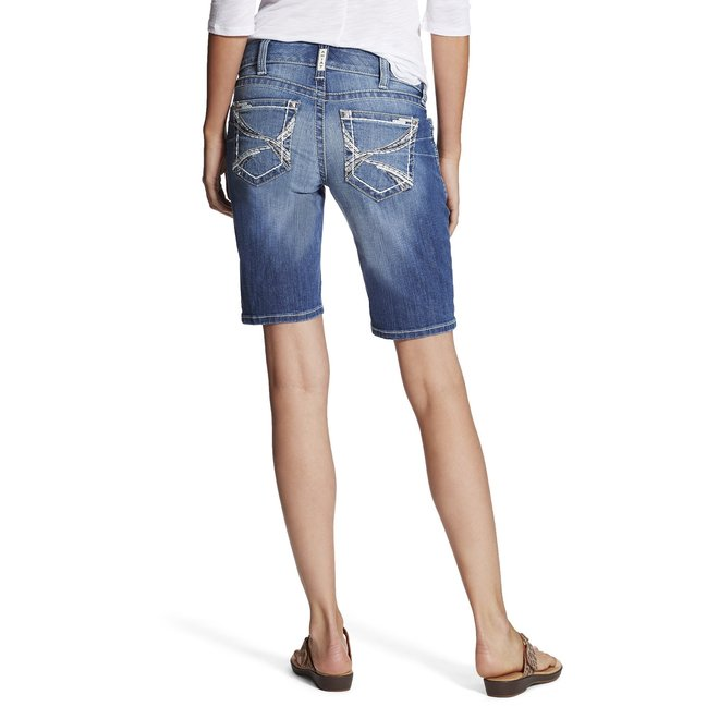Ariat Ladies Bermuda Denim Shorts