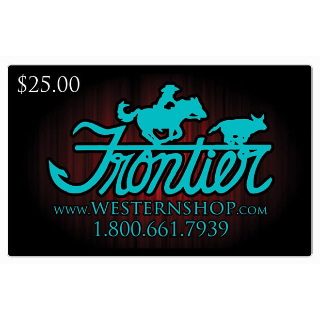 Gift Card-Back to School  $25