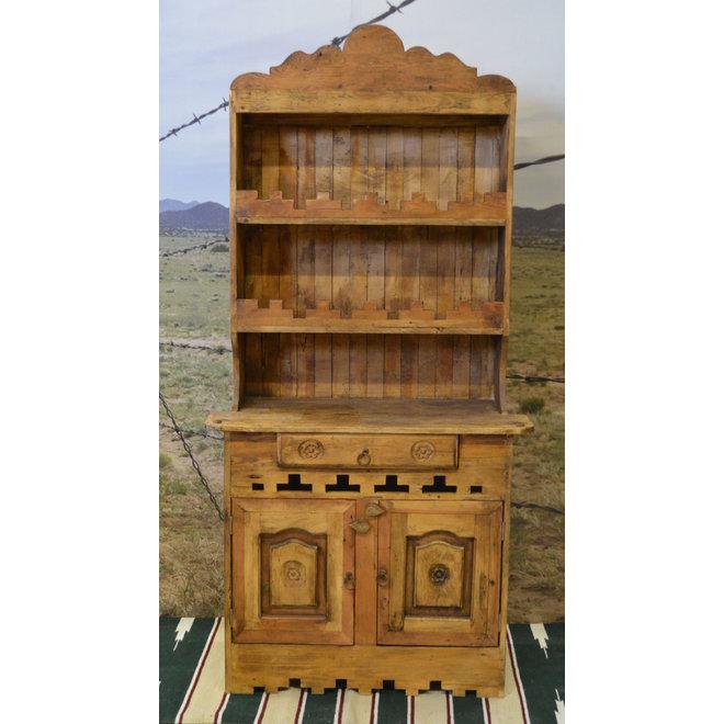 Bookcase w/Doors