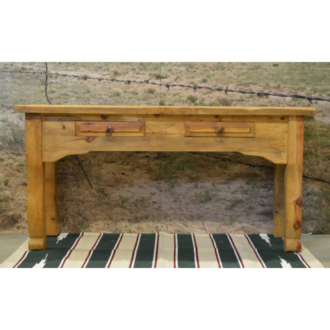 Sofa Table - Two Drawer