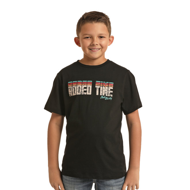 Boys Dale Brisby Rodeo Time Shirt