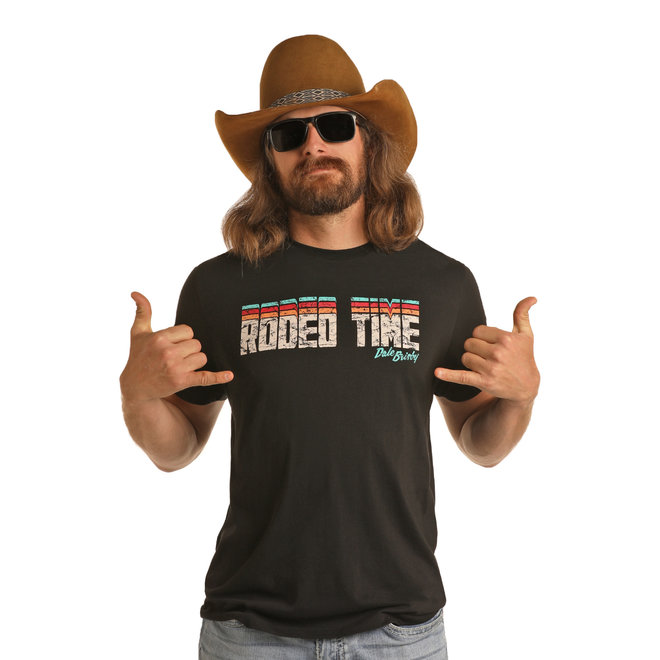Dale Brisby 3D Rodeo Time  T-Shirt