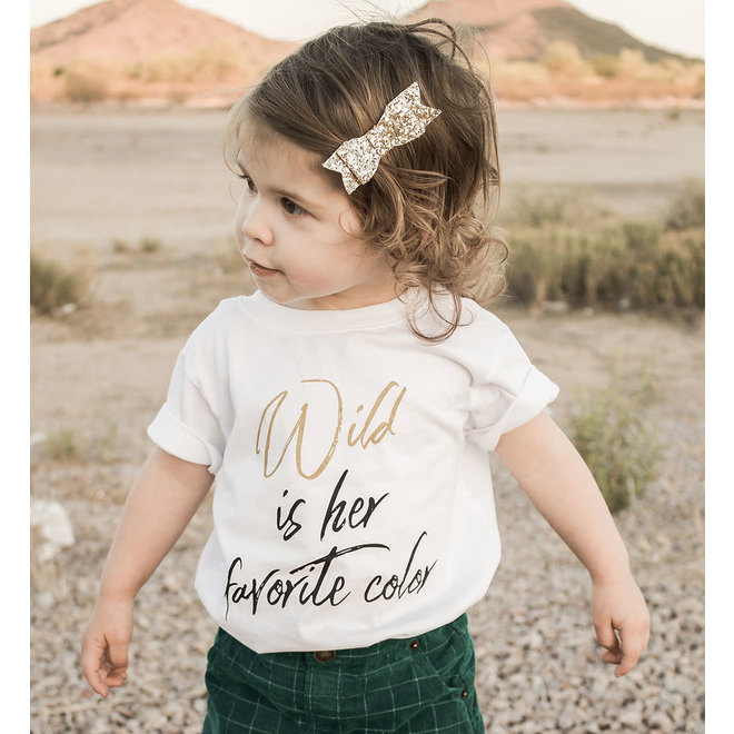 Wild Is Her Favourite Color Tee