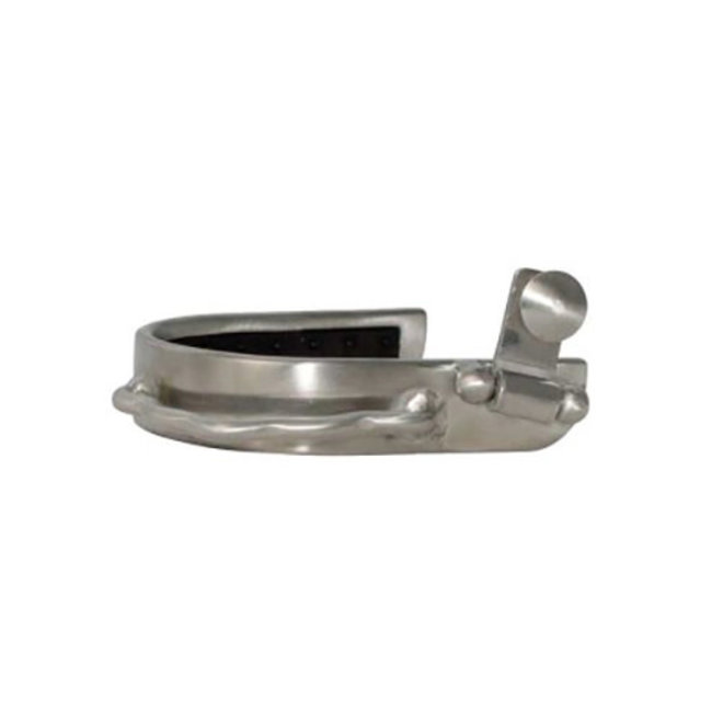 Anti-Slip Rubber Comfort Barrel Racing Bumper Spurs