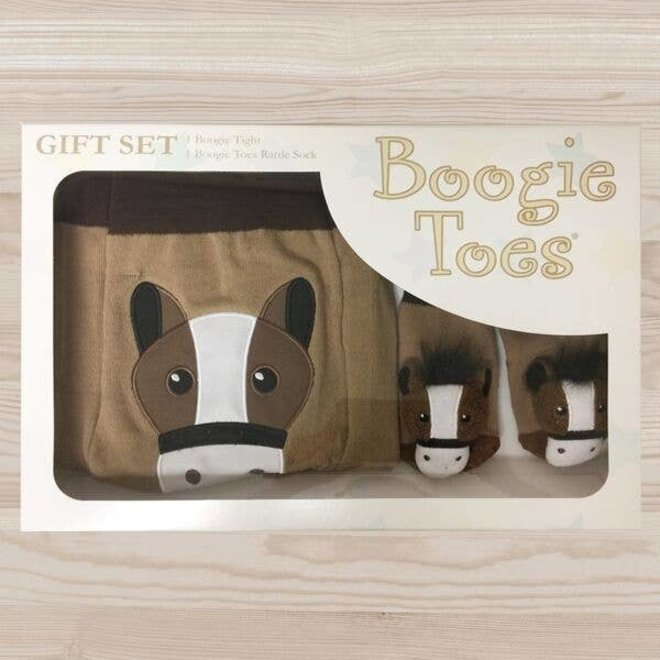 Derby Pony Tight Rattle Gift Box 0-12M