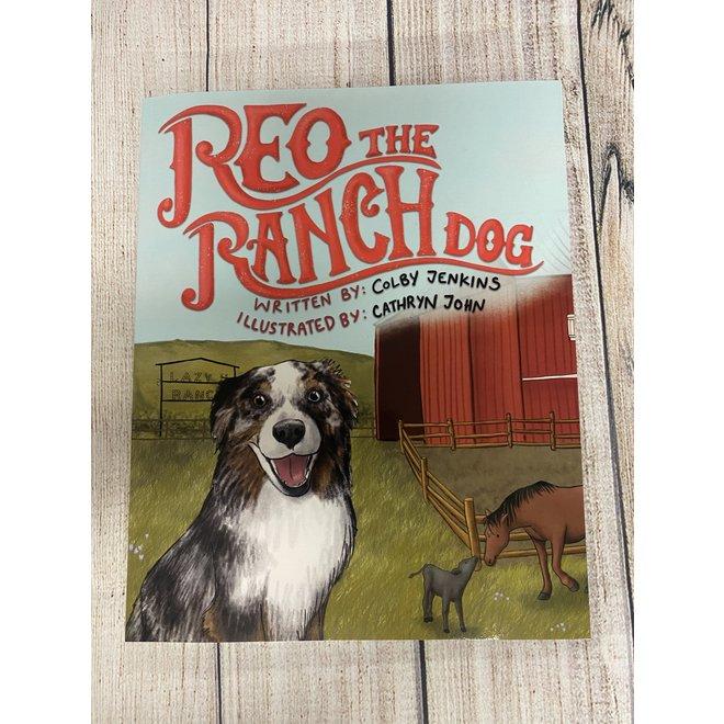 Reo The Ranch Dog
