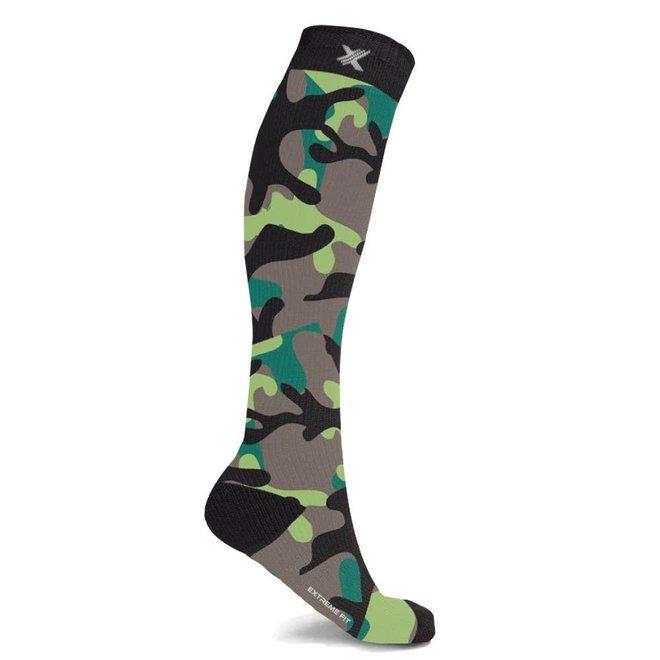 Camo Compression Sock L/XL